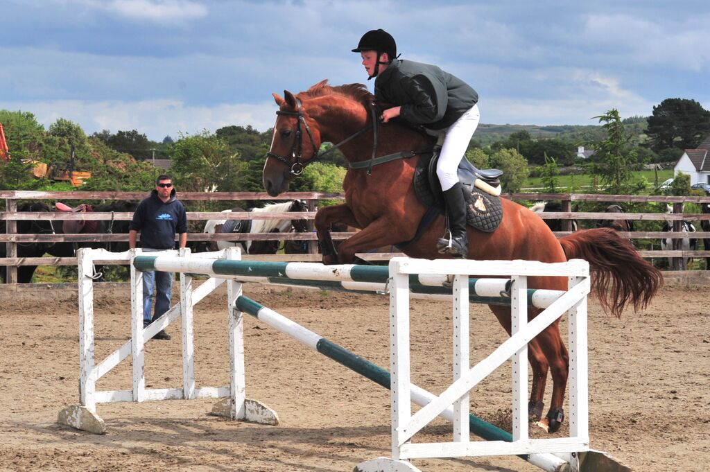 Knockillaree Show Jumping